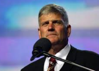 Franklin Graham Christian Leader For America
