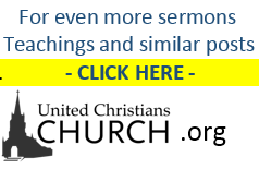 United Christians Church org Second Option for Christian Teaching