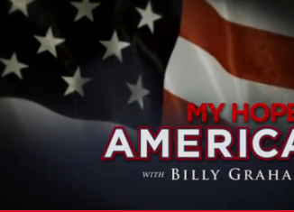 Billy Graham on My Hope for America